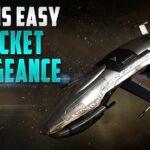 Vengeance – Armor Repped Rocket Assault Frigate Powerhouse
